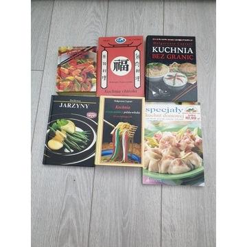 Kuchnia chińska, tajska, włoska, polska Przepisy