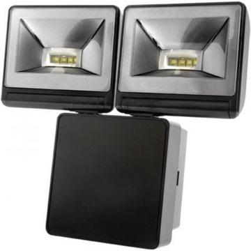 Timeguard 2 x 8W Naświetlacz LED