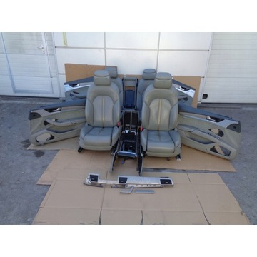 Fotele Audi A8 d4