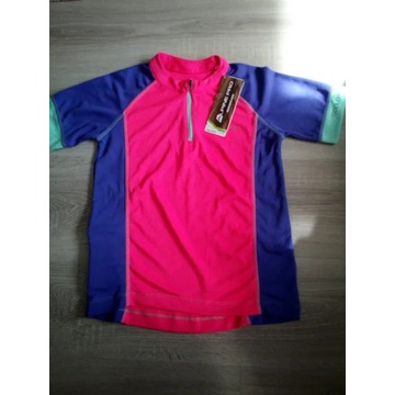 Alpine pro nowa koszulka rowerowa nowa r. 152/158