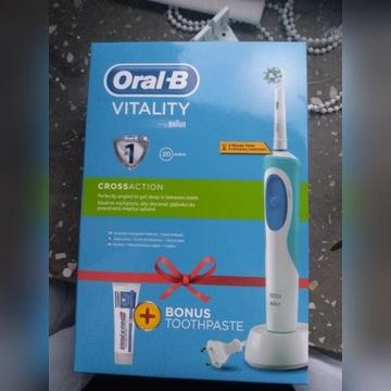 Oral-B Vitality elektryczna szczoteczka do zębów