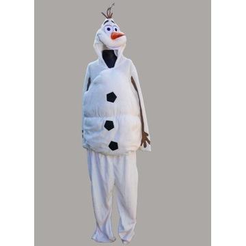 OLAF bałwan Kraina Lodu strój, przebranie, kostium