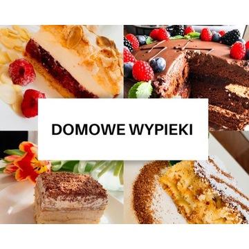 Torty/ciasta/domowe wypieki