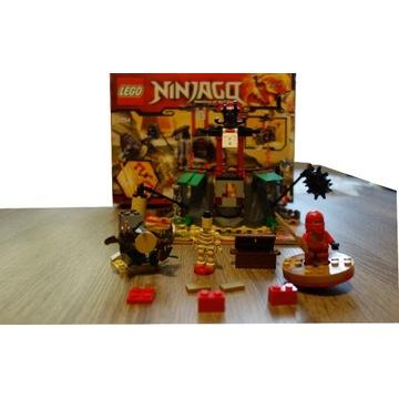 Klocki Lego, Ninjago 2254 - Górska świątynia