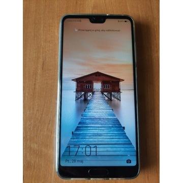 Huawei P20 Purpurowy+GRATISY