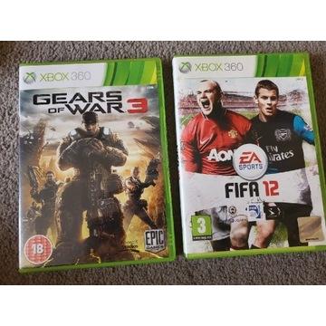 Gears of war 3 + FIFA12
