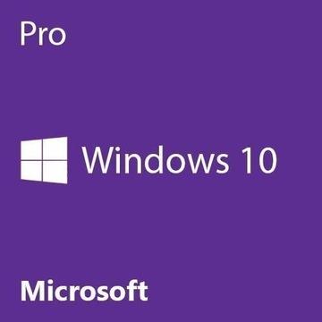 Windows 10 Professional PL 32/64 1PC