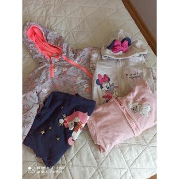 Ubranka dla dziewczynki 98