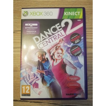 Dance Central 2 PL Kinect Xbox 360