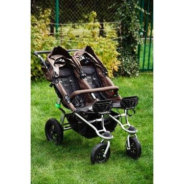 TFK Twinner Twist Duo wózek bliźniaczy lub rok po