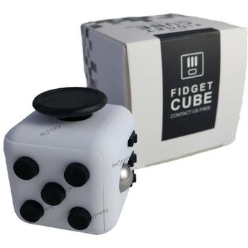 Kostka odstresowująca Fidget Cube! Paczkomat 24/7!