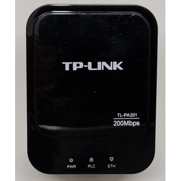 TP-Link PA201 / Powerline / do 200 Mb/s