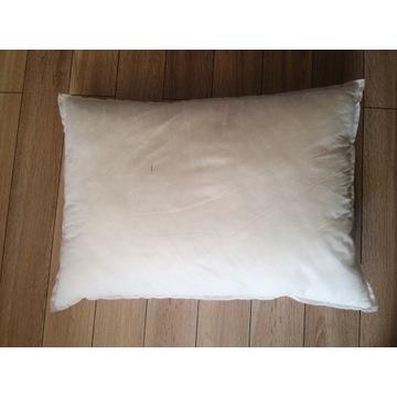 Poduszka do spania 65x55 wkład silikonowy
