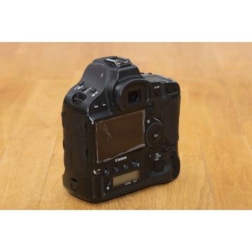 Aparat fotograficzny: Canon Eos 1dx mk2