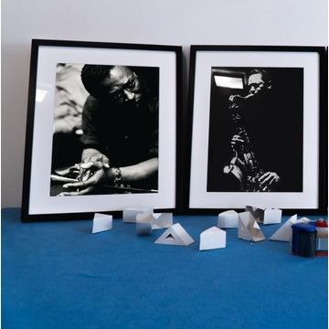 MILES DAVIS I John Coltrane 2 PLAKATY