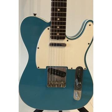 Fender Telecaster Custom Relic LTD Brazillian