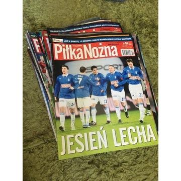 Tygodnik Piłka Nożna rok 2008