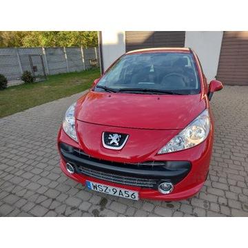 Peugeot 207 1,4 super stan