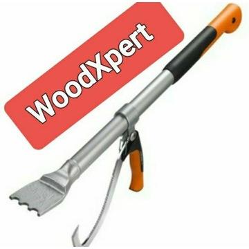FISKARS dźwignia - obracak M WoodXpert OKAZJA ! FV
