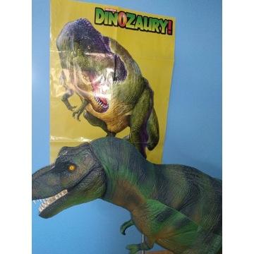 Dinozaur do składania De Agostini