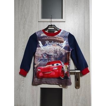 Bluzka bluzka dziecięca Auta ciepła rozmiar 110 no