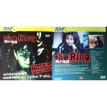 film DVD KRĄG 1 The RING 1