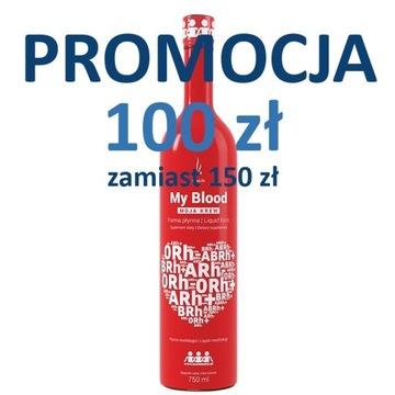 Oddajesz krew? Pij MyBlood - 750 ml