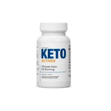 Keto Actives suplement diety odchudzanie zgubić kg