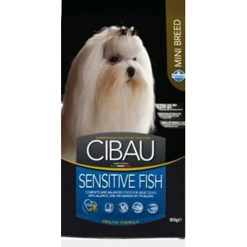Farmina CIBAU Sensitive Fish Mini 800g