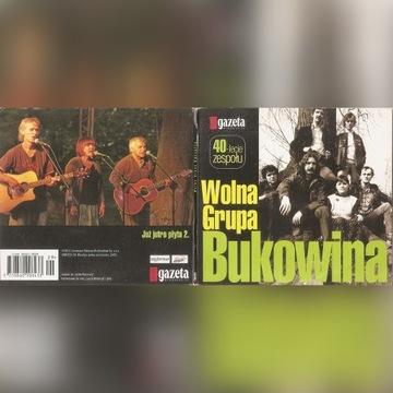 wolna grupa bukowina - 40 lecie zespołu / 2 CD