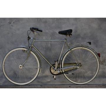 city cruiser KYNAST KRUPP NIROSTA unikatowy rower