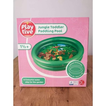 Brodzik dla Małych dzieci PlayTive