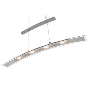 Lampa Sufitowa Wisząca Brilliant BERNADETTE 4x LED