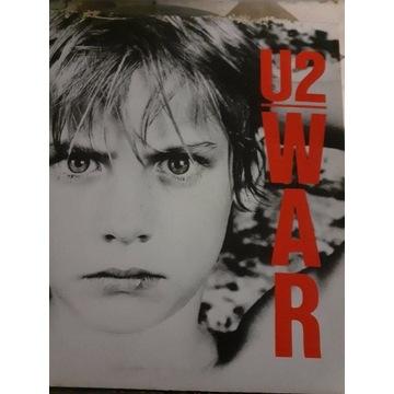 Płyty winylowe   U2      WAR