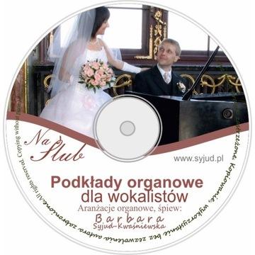 Podkłady organowe dla wokalistów