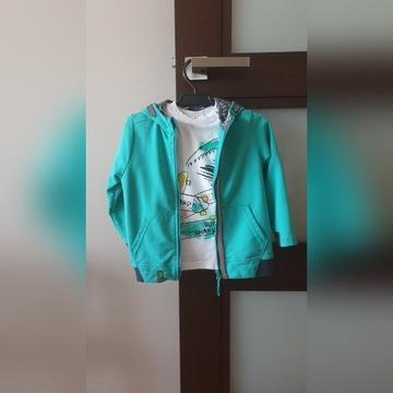 Bluza i podkoszulek Coccodrillo rozmiar 98