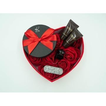 Walentynkowy prezent Gift Box dla niej Versace