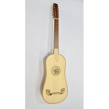 Gitara barokowa EMS Heritage dawna lutnia