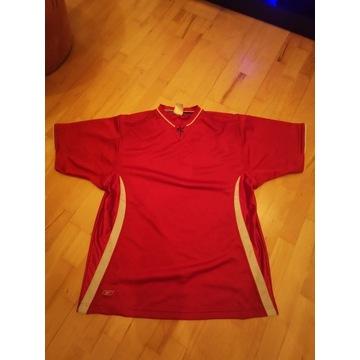 XL Reebok TMac czerwona koszykarska 2 w 1