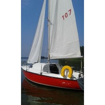 Sprzedam Jacht żaglowy klepper traverrer 20