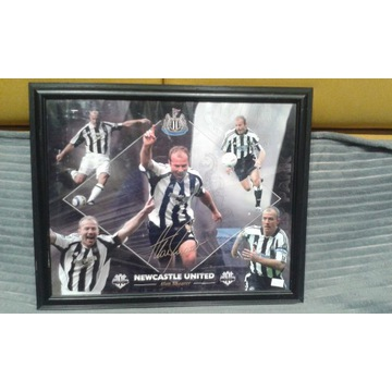 Newcastle United Alan Shearer