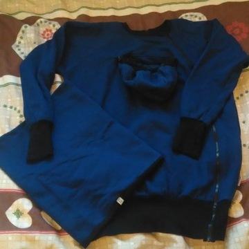 Bluza Greyse dla dwojga 2w1 do noszenia męska L 50