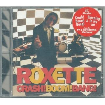 ROXETTE - Crash!Boom!Bang! - CD Europe UNIKAT