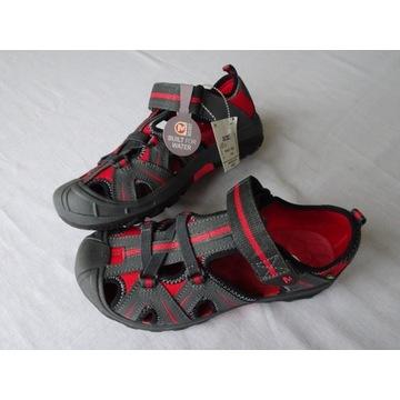 Sandały MERRELL ,rozmiar eu 35,wkładka 23 cm