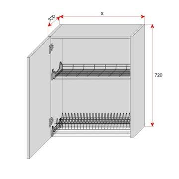 PRODUCENT Korpus szafki kuchennej
