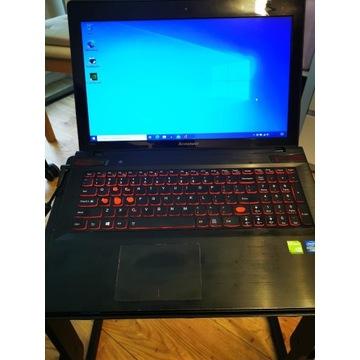 Lenovo Y500 gaming laptop i7 nVidia GT750 SSD 500G