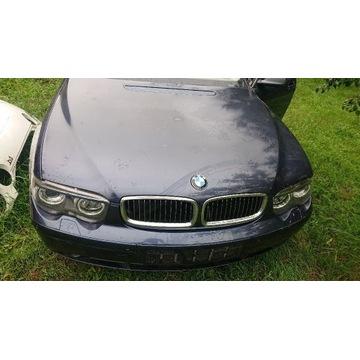 PRZÓD KOMPLETNY BMW E65 maska zderzak