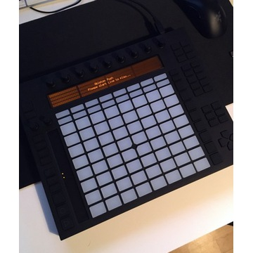 Ableton Push 1 + Ableton Live 9 Standard