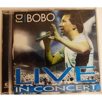 DJ BOBO Live in concert 2003 wyd. DE