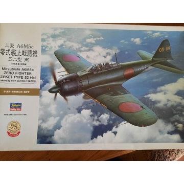 A6M5c Type 52 Hasegawa 1/32